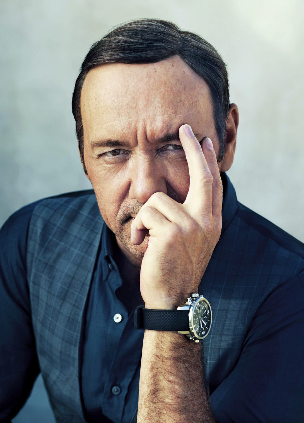 Massagista processa Kevin Spacey por assédio sexual
