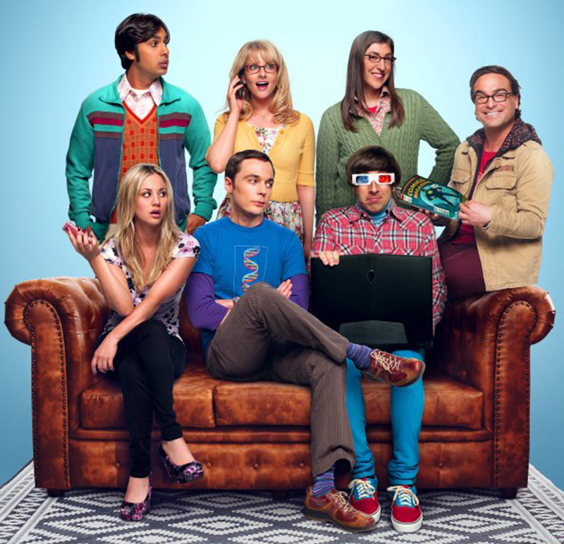 Final de The Big Bang Theory será episódio duplo especial