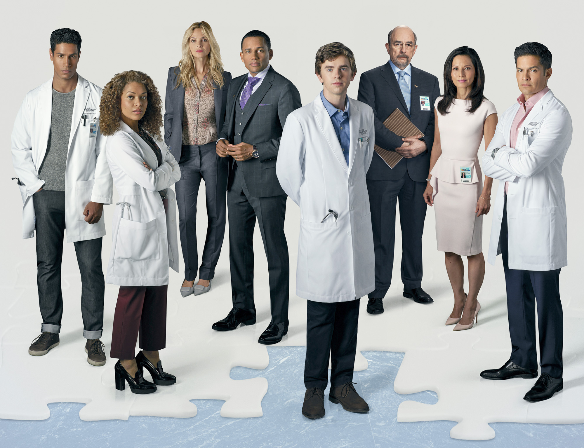 The Good Doctor perde dois integrantes de seu elenco na 2ª temporada