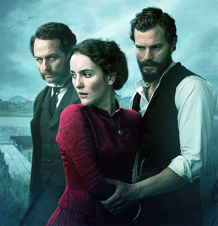 Death and Nightingales: Minissérie britânica com ator de Cinquenta Tons de Cinza ganha trailer