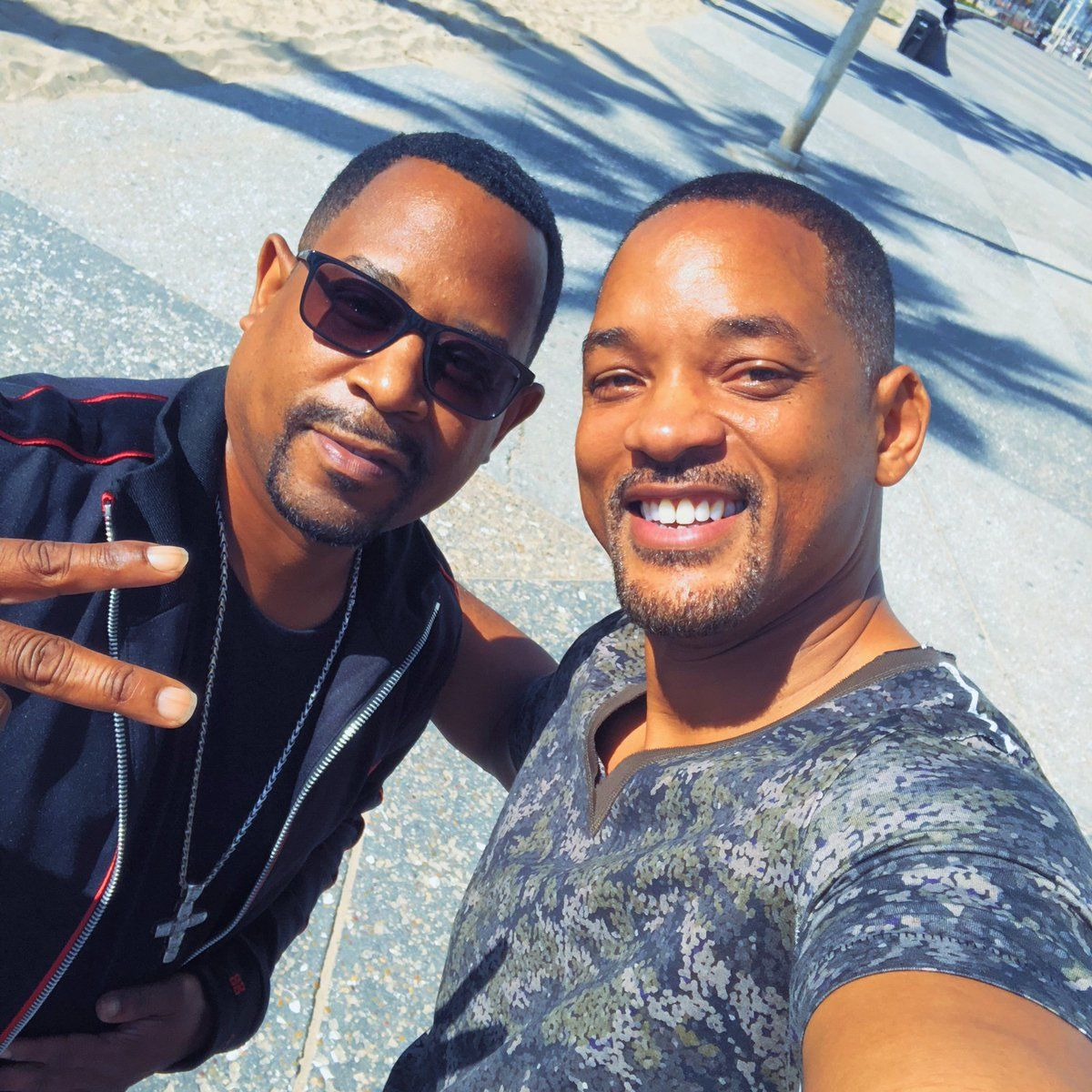 "Will Smith e Martin Lawrence ""oficializam"" produção de Bad Boys 3"