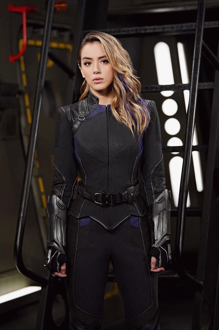 Chloe Bennet revela novo visual de Quake na 6ª temporada de Agents of SHIELD