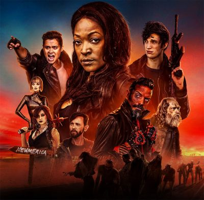 Z Nation é cancelada na 5ª temporada