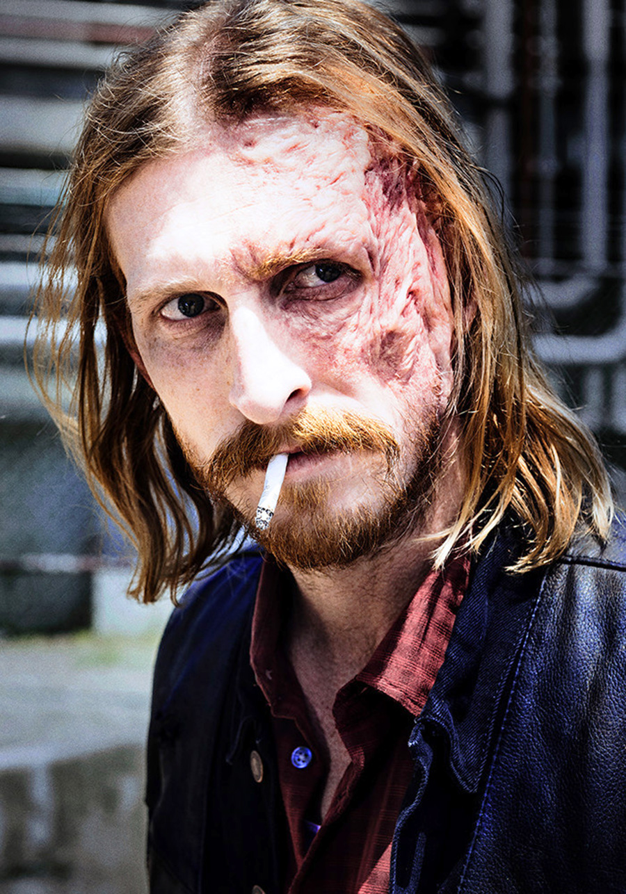The Walking Dead: Austin Amelio confirma que Dwight está vivo