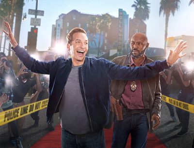 Veja toda a 1ª temporada e a estreia gratuita do segundo ano de Ryan Hansen Solves Crimes on Television