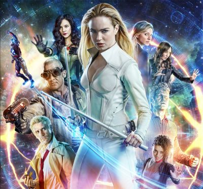 Trailer da volta de Legends of Tomorrow mostra muita ação, humor e metalinguagem