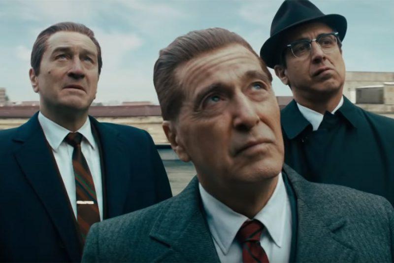 O Irlandês Robert De Niro E Al Pacino Rejuvenescem No