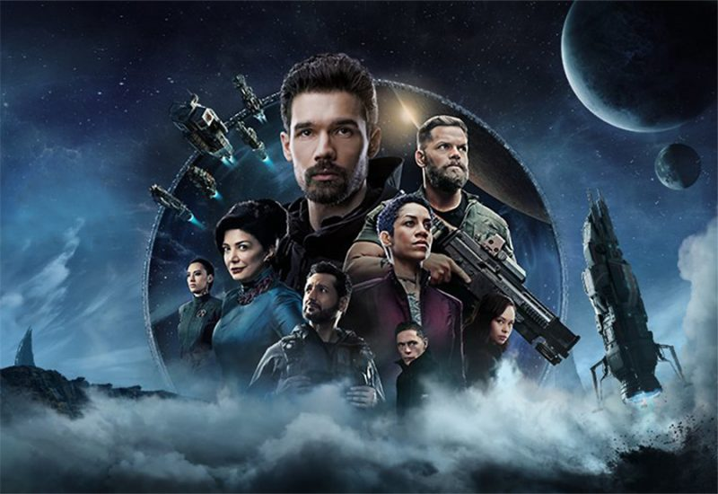 The Expanse: Novo trailer leva a série para o limite do sistema ...