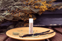 balsamo labial natural vainilla no test animales para veganos cosmetica hidrata repara protege pipolart