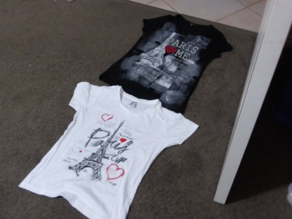 My Two T-shirts