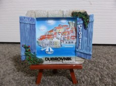 My little painting of Dubrovnik