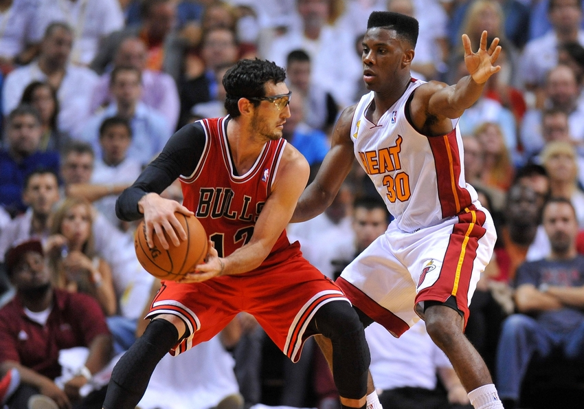 Chicago Bulls Kirk Hinrich Scores 26 Points In A Game