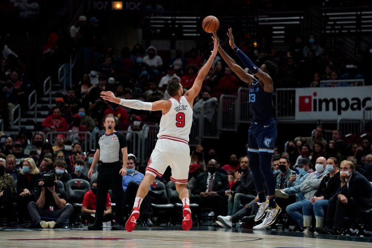 Watch Chicago Bulls: Nikola Vucevic defending at a excessive stage this season – Google USA News