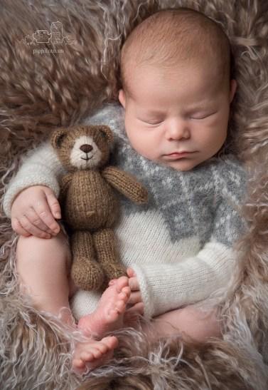 nyfødtfotografering, baby foto