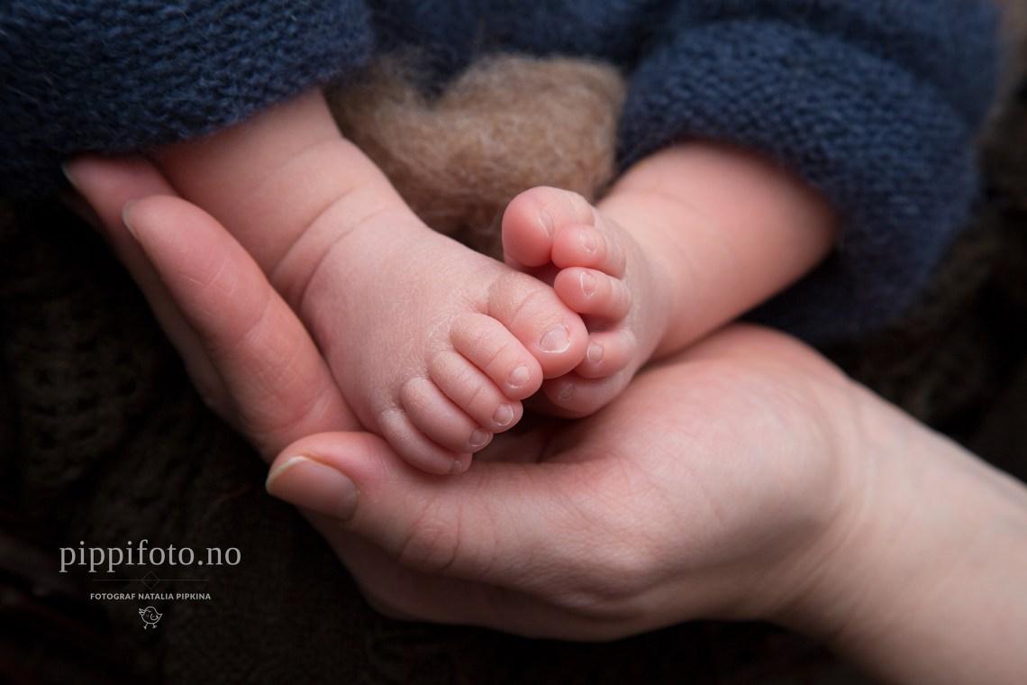 nyfødtfotografering-oslo-babyfotografering-babyfotter