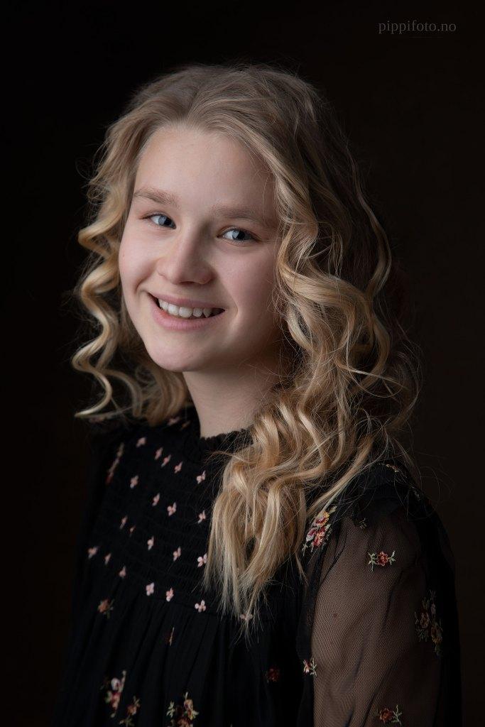 portrett-tenåring-barnfotografering-Akershus