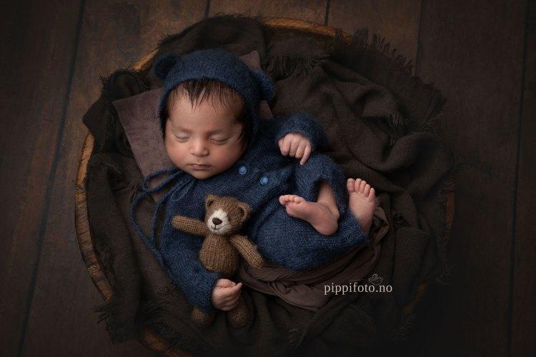 nyfødtfotografering i Oslo