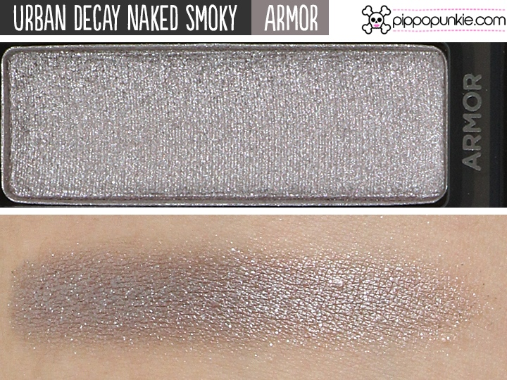 Review & Swatches: Urban Decay Naked Smoky Palette