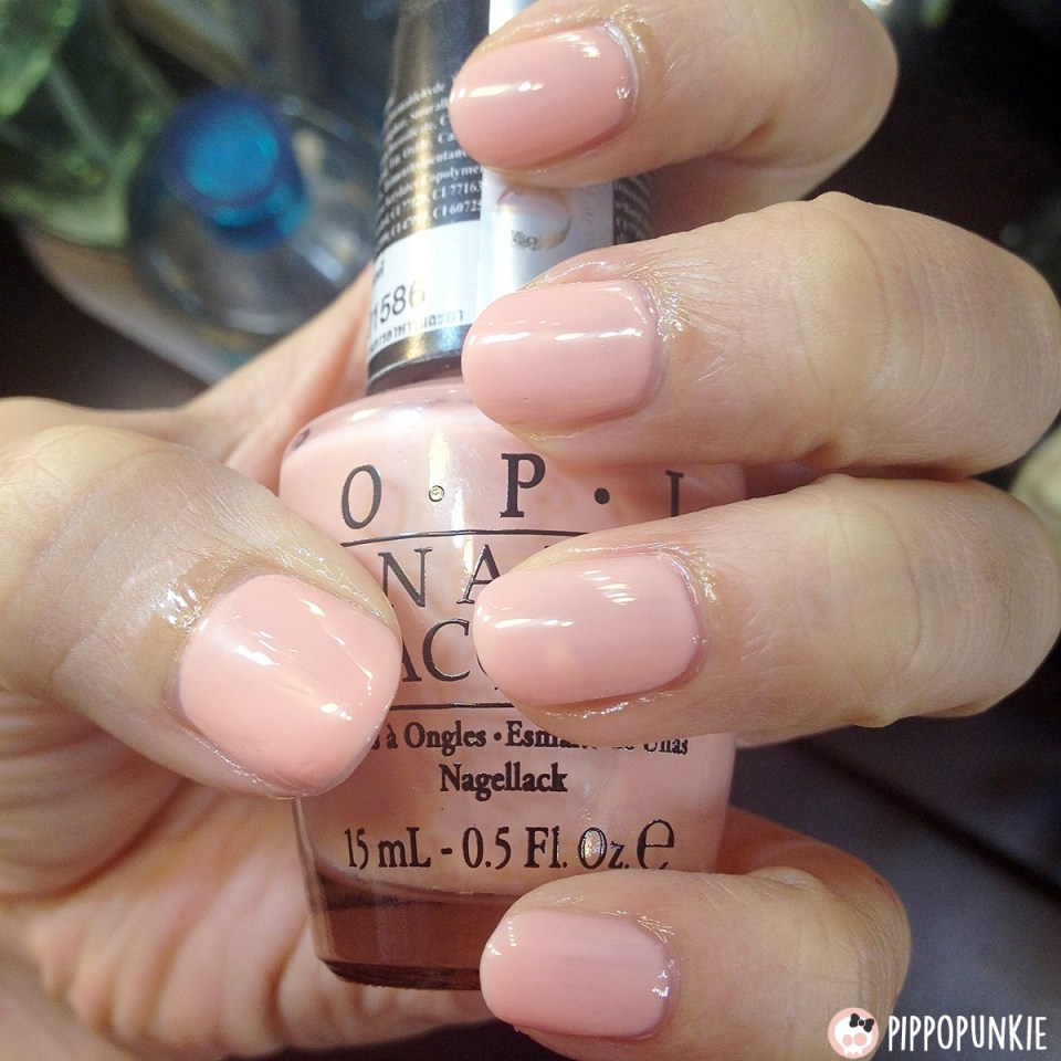Review & Swatches: 23 Nail Polish Colours from OPI, Maybelline, Nails Inc., American Apparel, and Essie!~