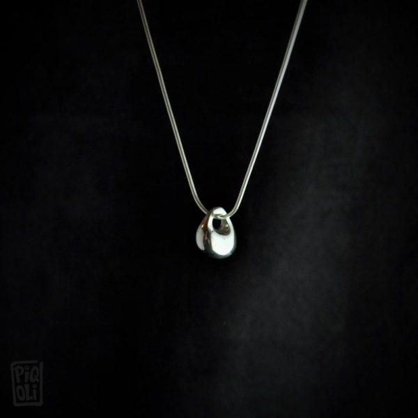 basket bead replica reproduction perle panier en argent