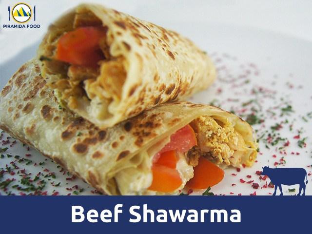 Shawarma Sapi Kebab Mesir Chicken