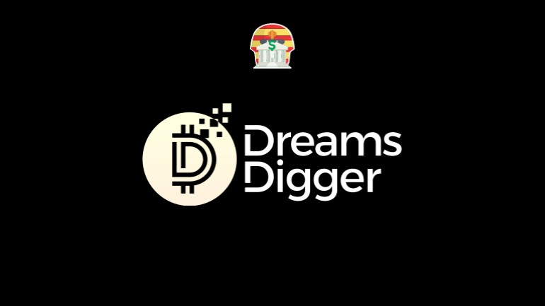 Dreams Digger Piramide Financeira Scam Ponzi Fraude Confiavel