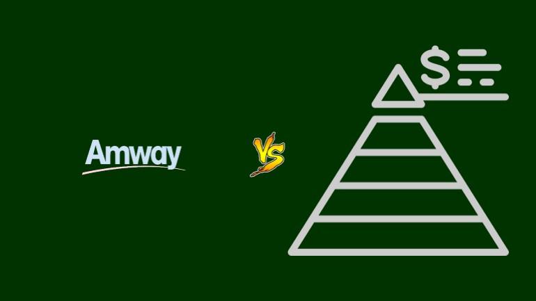 Amway Pirâmide Financeira Ponzi Fraude Furada Confiavel Séria Legítima - Versus