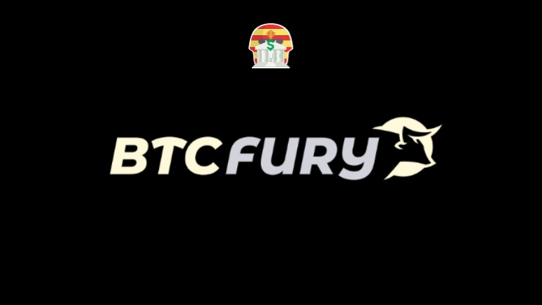 BTC Fury - Pirâmide Financeira Scam Ponzi Fraude Confiavel Furada