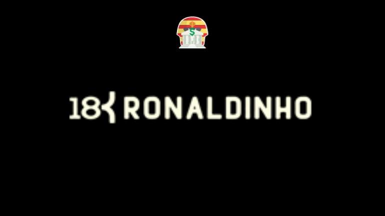 18K Ronaldinho - Pirâmide Financeira Scam Ponzi Fraude Confiavel Furada