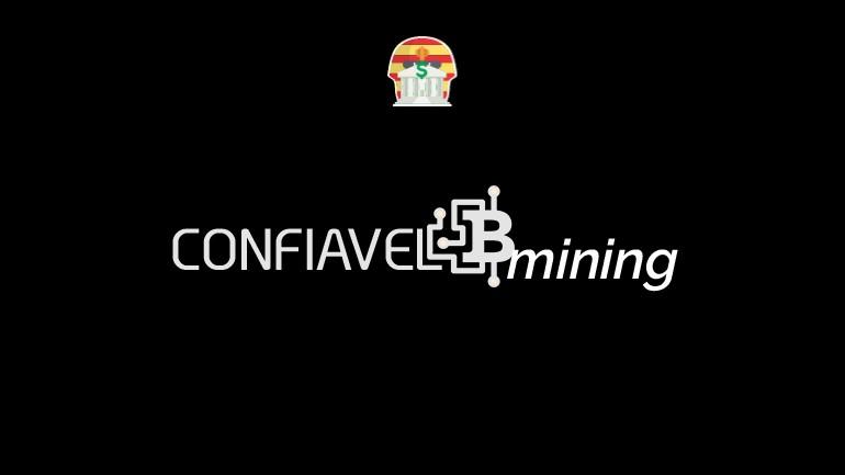Confiavel Mining Pirâmide Financeira Scam Ponzi Fraude Confiavel Furada