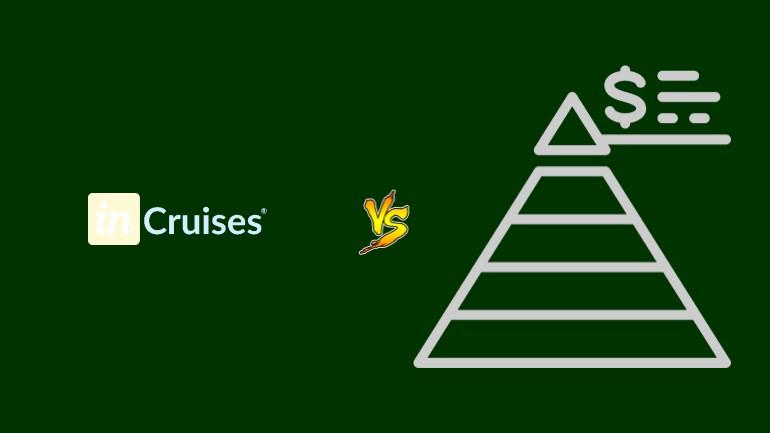 InCruises Pirâmide Financeira Scam Ponzi Fraude Confiavel Furada - Versus