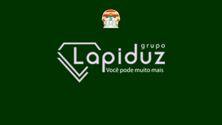 Lapiduz Pirâmide Financeira Scam Ponzi Fraude Confiavel Furada - Destaque
