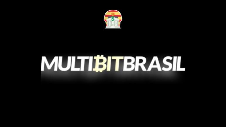 Multi Bit Brasil Pirâmide Financeira Scam Ponzi Fraude Confiavel Furada