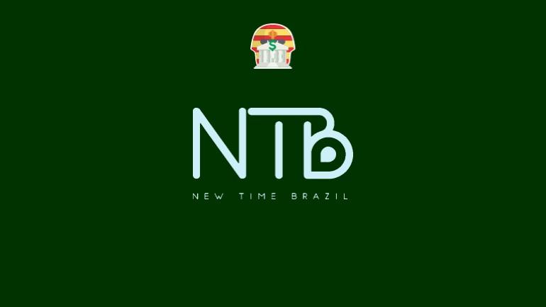 NTB New Time Brazil Pirâmide Financeira Scam Ponzi Fraude Confiavel Furada - Destaque