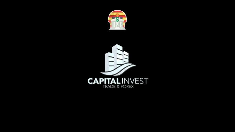 Capital Invest Pirâmide Financeira Scam Ponzi Fraude Confiavel Furada