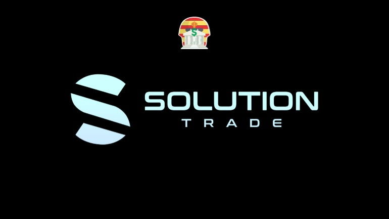 Solution Trade Pirâmide Financeira Scam Ponzi Fraude Confiavel Furada