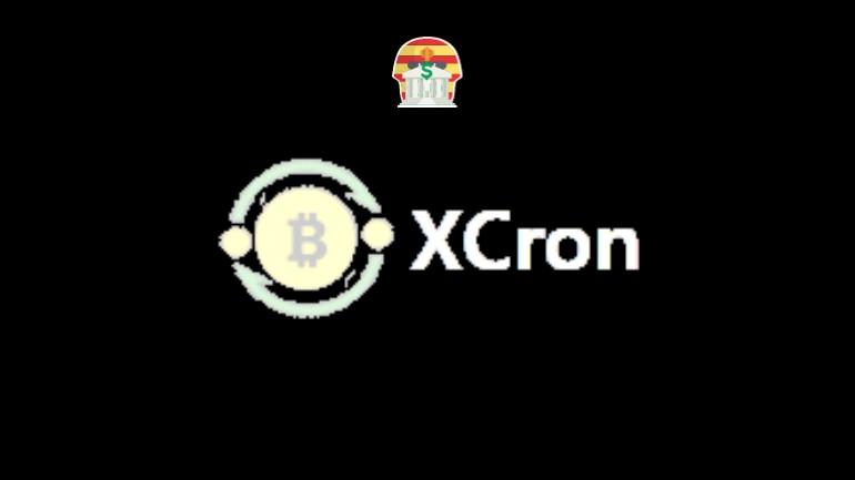 XCron - Pirâmide Financeira Scam Ponzi Fraude Confiavel Furada