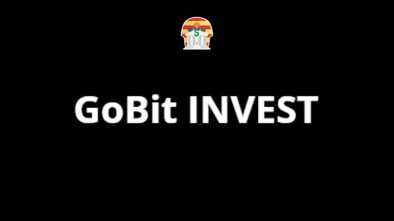 Go Bit Invest Pirâmide Financeira Scam Ponzi Fraude Confiavel Furada