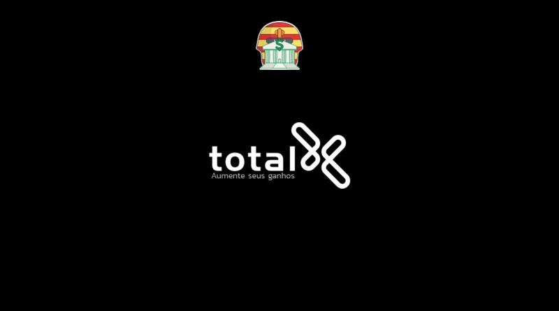 Total X Pirâmide Financeira Scam Ponzi Fraude Confiavel Furada