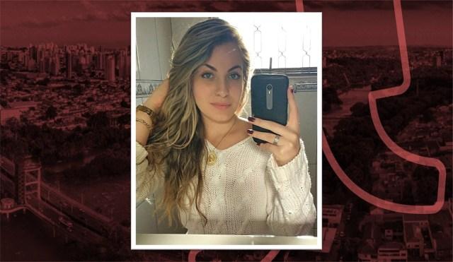 Uma foto da jovem Mariana Bazza que foi estuprada e morta