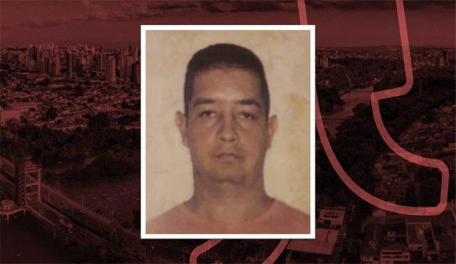 Uma foto da vítima Filipe Ribeiro de Oliveira, de 32 anos, morta a tiros em Piracicaba