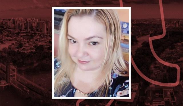 Uma foto da servidora da Câmara Municipal de Limeira que faleceu de Covid aos 48 anos