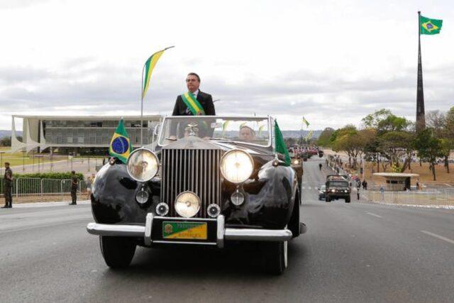 Revista americana Time elege Bolsonaro entre 100 mais influentes do mundo