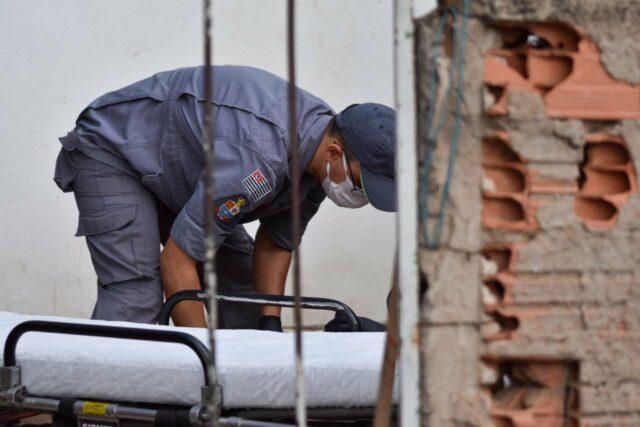 Em Piracicaba, jovem de 24 anos é socorrido às pressas após ser espancado a pauladas