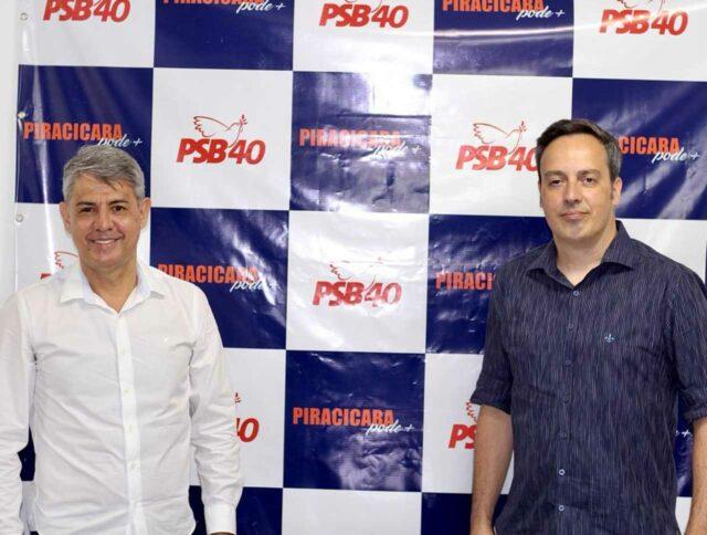 PSB oficializa Mario Neto como candidato à prefeitura de Piracicaba