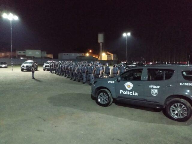 BAEP de Piracicaba faz operação com o GAEP para prender integrantes do PCC