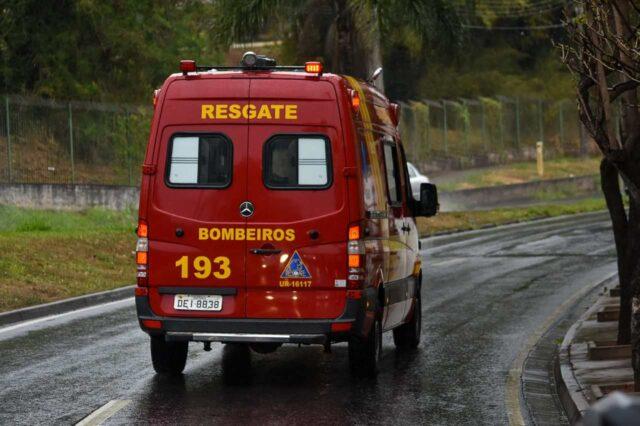 Acidente de trânsito em Piracicaba mobiliza bombeiros e GCM