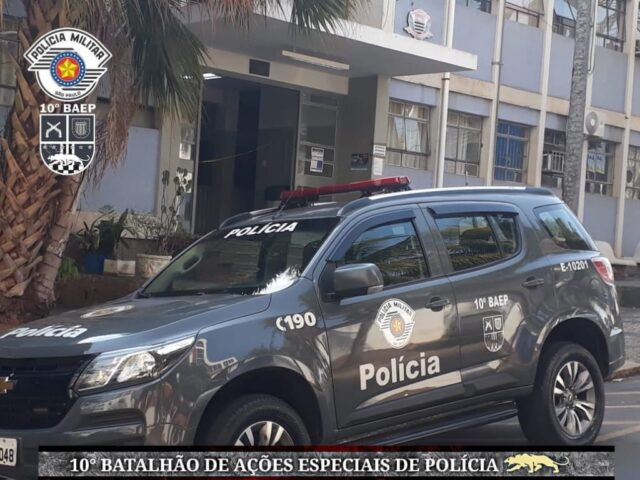 Homem procurado por crime de estupro é encontrado e preso pelo BAEP, em Piracicaba