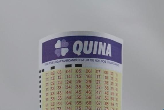 uma foto do volante da quina-5385-desta-quarta-07-10-2020