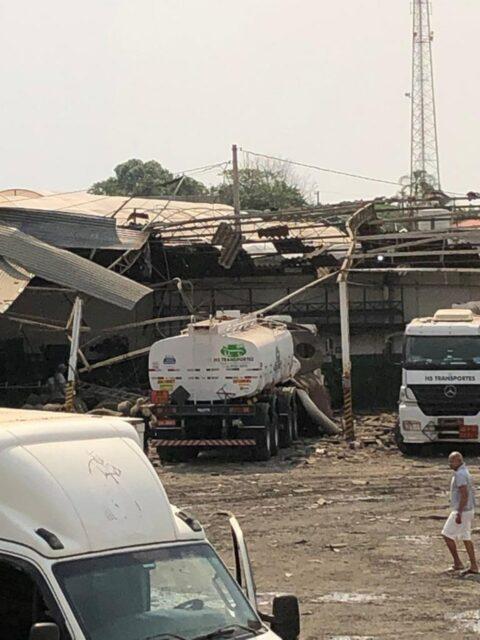 Tanque de caminhão explode e mata duas pessoas, em Limeira; vítimas tinham 16 e 70 anos